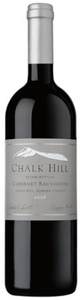 Chalk Hill Estate Cabernet Sauvignon 2006, Sonoma County Bottle