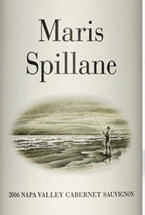Maris Spillane Napa Valley Cabernet 2005 2005 Bottle