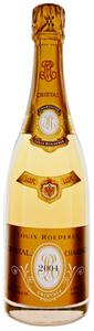 Louis Roederer Cristal Vintage Brut Champagne 2004 Bottle