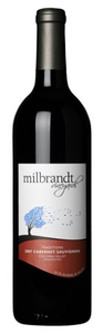 Milbrandt Traditions Cabernet Sauvignon 2008, Columbia Valley Bottle