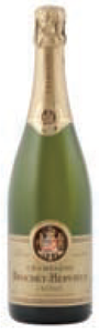 Brochet Hervieux Brut Champagne 2002, Ac (375ml) Bottle