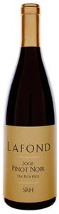 Lafond Srh Pinot Noir 2009, Santa Rita Hills, Santa Barbara Bottle