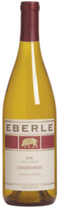 Eberle Estate Chardonnay 2009, Paso Robles Bottle