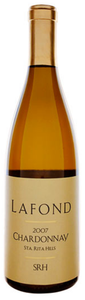 Lafond Srh Chardonnay 2007, Santa Rita Hills, Santa Barbara Bottle