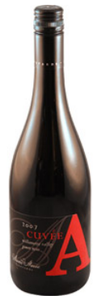 Anne Amie Cuvee A Pinot Noir 2008, Willamette Valley Bottle