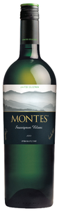 Montes Limited Selection Leyda Vineyard Sauvignon Blanc 2010, Leyda Valley Bottle