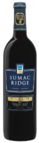 Sumac Ridge Black Sage Vineyard Cabernet Franc 2008, VQA Okanagan Valley Bottle