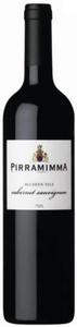 Pirramimma Cabernet Sauvignon 2008, Mclaren Vale Bottle