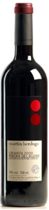 Martin Berdugo Crianza 2006, Do Ribera Del Duero Bottle