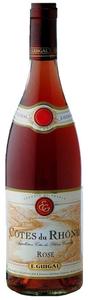 E. Guigal Côtes Du Rhône Rosé 2010, Ac Bottle