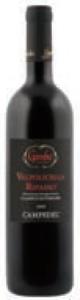 Campedel Ripasso Valpolicella Classico Superiore 2008, Doc Bottle