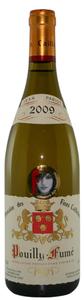 Domaine Des Fines Caillottes Pouilly Fumé 2009, Ac Bottle