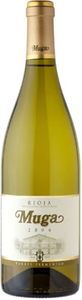 Muga Barrel Fermented White 2010, Doca Rioja Bottle