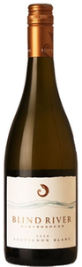 Blind River Sauvignon Blanc 2010, Marlborough, South Island Bottle