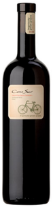 Cono Sur Cabernet Sauvignon/Carmenère 2010, Colchagua Valley, Organically Grown Grapes Bottle