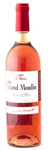 Château Grand Moulin Aoc Corbières Rosé La Tour 2010 Bottle