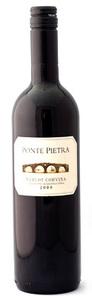 Cantine Di Monteforte Ponte Pietra Merlot/Corvina 2010 Bottle