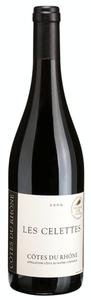Les Celettes 2009, Ac Côtes Du Rhône Bottle