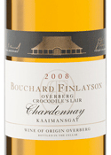 Bouchard Finlayson Crocodile's Lair Chardonnay 2008, Wo Overberg Bottle