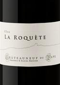 Domaine La Roquète Clos La Roquète Châteauneuf Du Pape Blanc 2010, Ac Bottle