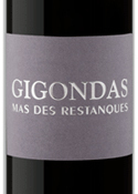 Mas Des Restanques Gigondas 2009, Ac Bottle