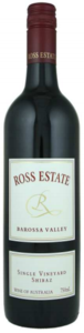 Ross Shiraz 2006, Barossa Valley, South Australia Bottle