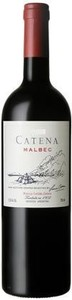 Cateña Malbec 2008, Mendoza Bottle