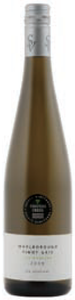 Coopers Creek Sv The Pointer Pinot Gris 2009, Marlborough, South Island Bottle