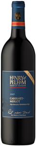 Henry Of Pelham Reserve Cabernet/Merlot 2007, VQA Niagara Peninsula Bottle
