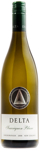 Delta Sauvignon Blanc 2010, Marlborough, South Island Bottle