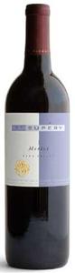 St. Supéry Merlot 2007, Napa Valley Bottle