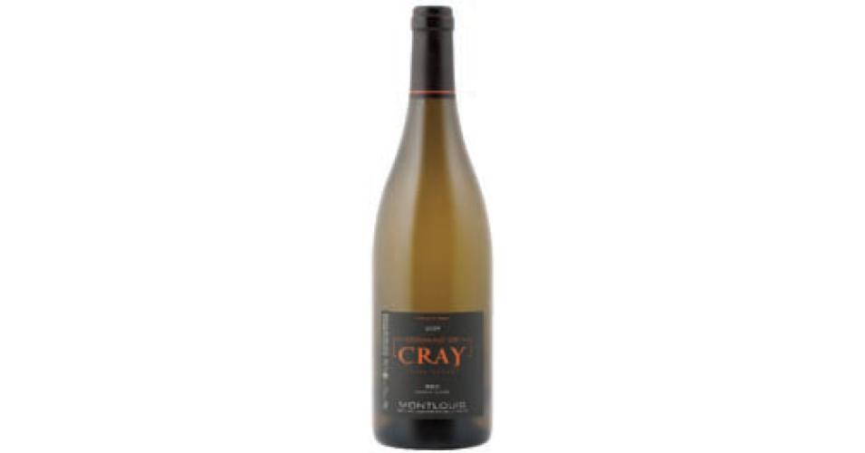 Domaine de cray montlouis white 2009 expert wine ratings for Louis jardin wine