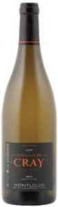 Domaine De Cray Montlouis White 2009, Ac Bottle