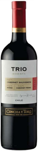 Concha Y Toro Trio Reserva 2009, Maipo Valley Bottle