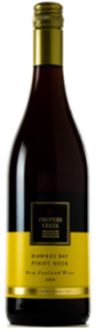 Coopers Creek Pinot Noir 2009, Marlborough, South Island Bottle