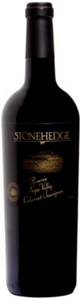 Stonehedge Reserve Cabernet Sauvignon 2009, Napa Valley, Special Vineyard Select Bottle