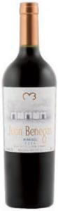 Juan Benegas Malbec 2008, Mendoza Bottle