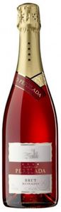 Castillo Perelada Brut Rosé Cava, Traditional Method, Do, Spain Bottle