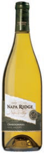 Napa Ridge Chardonnay 2009, Napa Valley Bottle