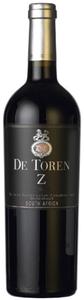 De Toren Z 2008, Wo Stellenbosch Bottle