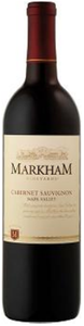 Markham Cabernet Sauvignon 2007, Napa Valley Bottle