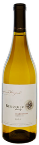 Benziger Sangiacomo Vineyard Chardonnay 2009, Carneros Bottle