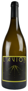 L'avion Roussanne 2008, Santa Ynez Valley, Santa Barbara Bottle