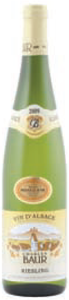 Charles Baur Riesling 2009, Ac Alsace Bottle