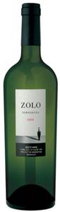 Zolo Torrontés 2010, Mendoza Bottle
