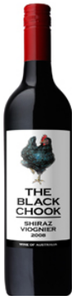The Black Chook Shiraz/Viognier 2009, South Australia Bottle