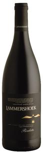 Lammershoek Roulette 2006, Wo Swartland Bottle