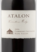 Atalon Corestone Ridge Cabernet Sauvignon 2006, Napa Valley Bottle