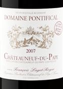 Domaine Pontifical Châteauneuf Du Pape 2007, Ac Bottle