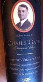 Quails' Gate 2008 Fortified Vintage Foch 2008 Bottle
